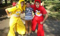 Благодійний фестиваль «МАМА + Я» для дітей – сиріт
