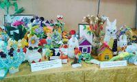 Вітаємо переможців обласного конкурсу-виставки «Світ оригамі»