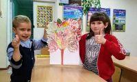 Малюємо осіннє дерево.