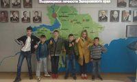 Учні 4-А класу відвідали музей Техніки Богуслаєва
