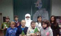 Новорічні свята у нашій школі розпочались!