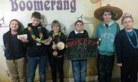 Учні 5-А класу відвідали квест- room 'Навколо світу'