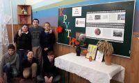 Учні пригадали події 29 січня 1918 року, вшанували пам'ять хвилиною мовчання