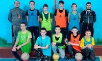 Відкрилась шкільна футбольна секція  для старшокласників!